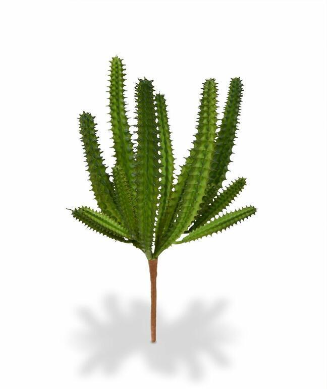 Euphorbia künstlicher Kaktus 20 cm
