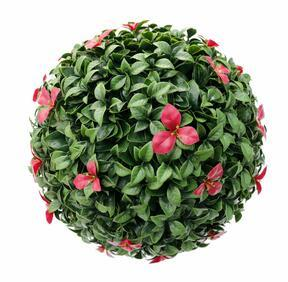 Gradenia Kunstball rot 45 cm
