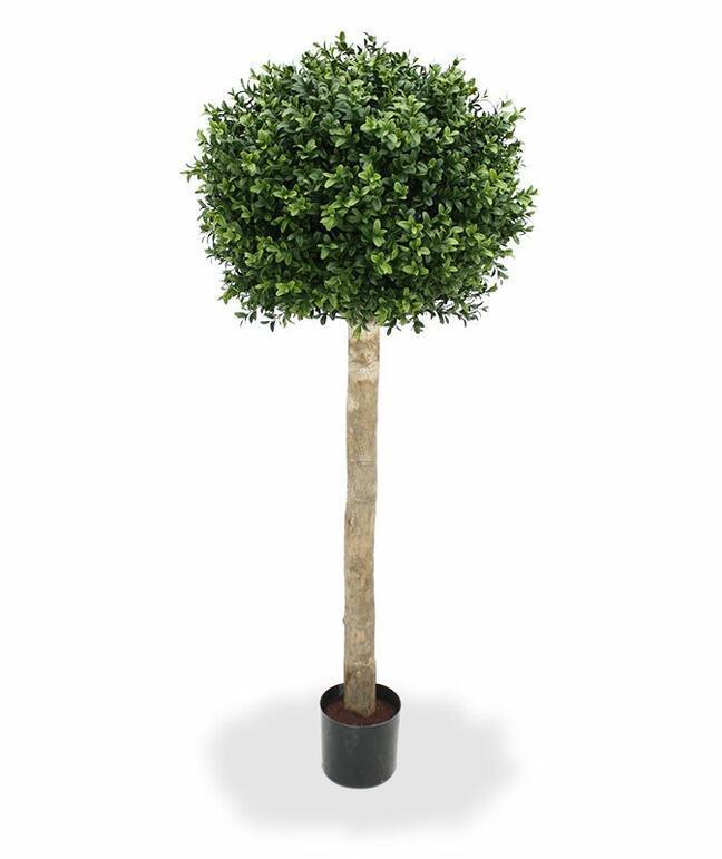 Kunstbaum Buxus rund 110 cm