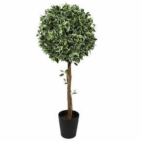 Kunstbaum Ficus rund 130 cm