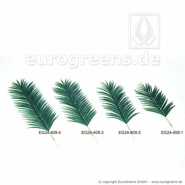 Künstliche Blattpalme Areca 120 cm