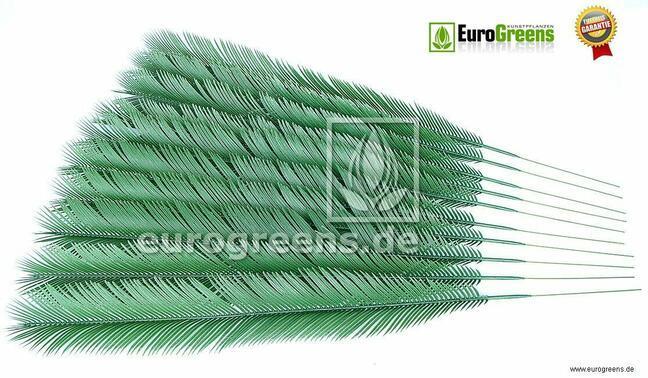 Künstliche Blattpalme Cycas 105 cm