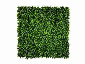 Künstliche Blattplatte Citrus Maxima - 50x50 cm