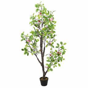 Künstliche Magnolie hellgrün 150 cm