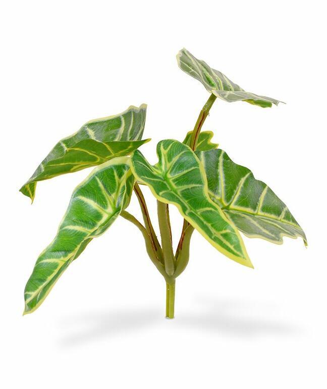 Künstliche Pflanze Calladium 20 cm