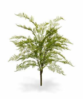 Künstliche Pflanze Weiblicher Farn 75 cm