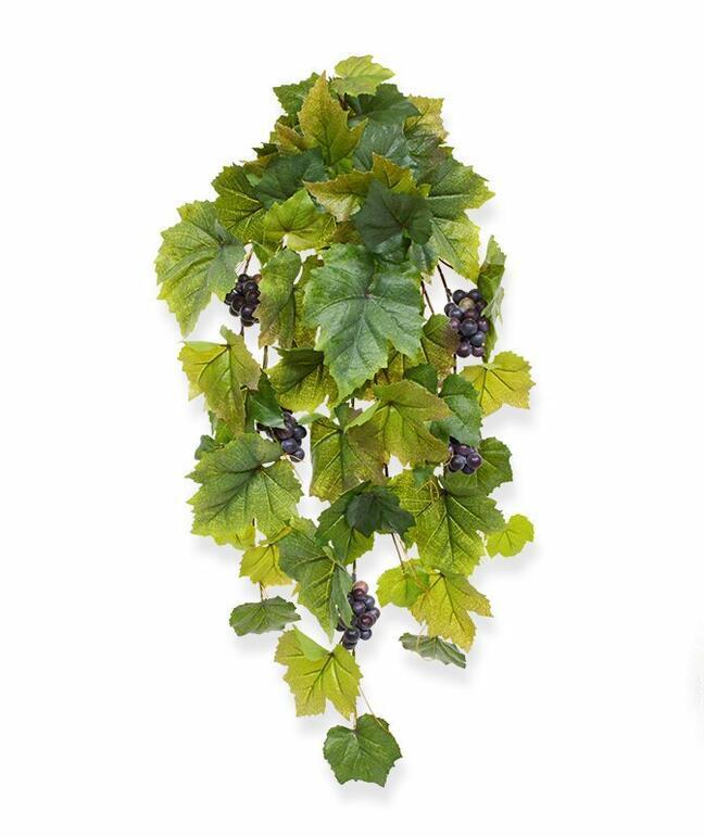 Künstliche Ranke Weinrebe 60 cm