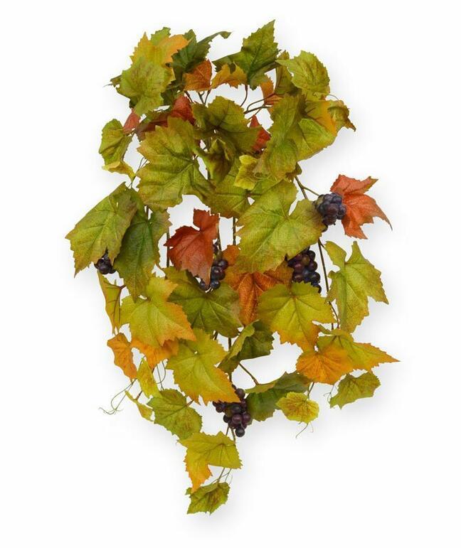 Künstliche Ranke Weinrebe 75 cm