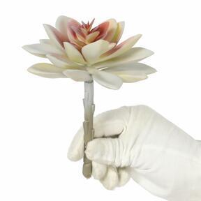 Künstliche saftige Echevéria 14 cm
