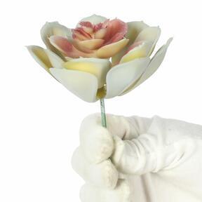 Künstlicher Lotus mini 10 cm