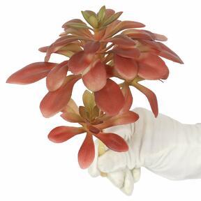 Künstlicher Lotus saftig 17 cm