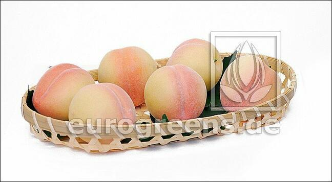 Künstlicher Pfirsich