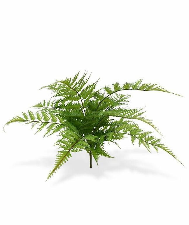 Künstlicher Pflanzenflügel 30 cm
