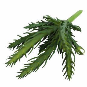 Künstlicher saftiger Kaktus 11 cm