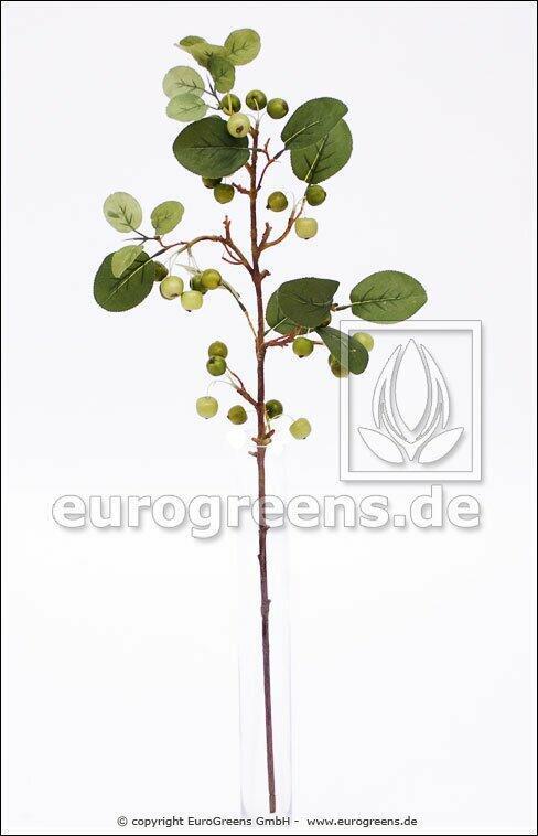 Künstlicher Zweig Apfelbaum 80 cm