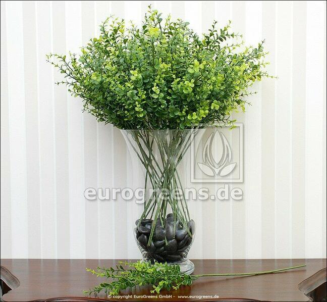 Künstlicher Zweig Buxus 60 cm