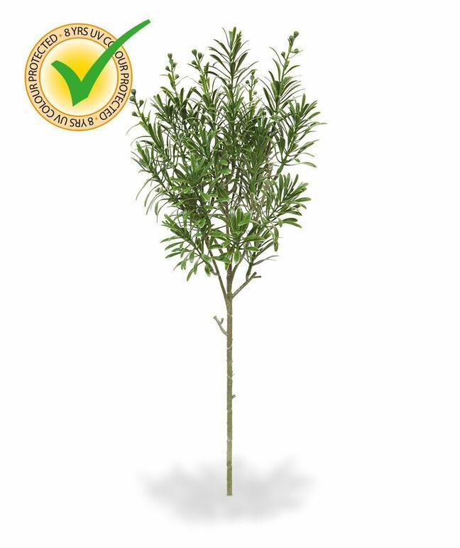 Künstlicher Zweig Crossostephium 45 cm