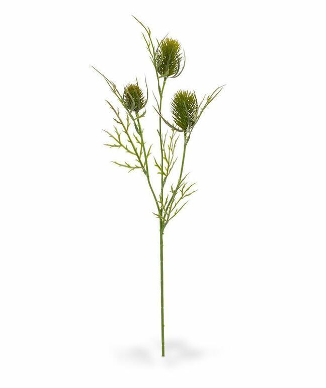 Künstlicher Zweig Distel 60 cm