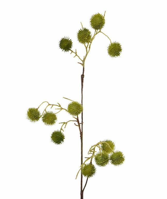 Künstlicher Zweig Distel 85 cm