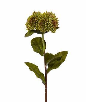 Künstlicher Zweig Fetthenne 50 cm