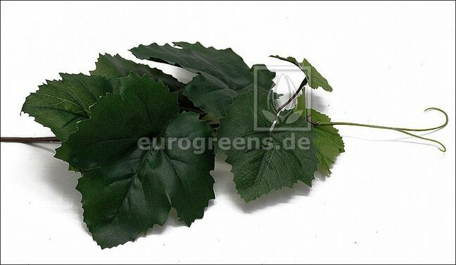 Künstlicher Zweig Rebe 30 cm