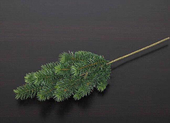 Künstlicher Zweig Tanne 50 cm