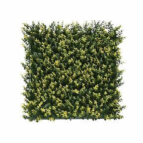 Künstliches Paneel Buxus - 50x50 cm