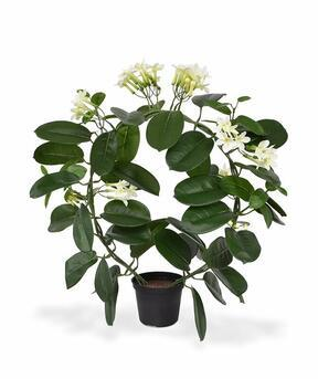 Kunstpflanze Blumenkranz 40 cm