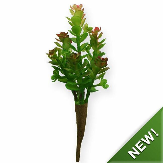 Kunstpflanze Fetthenne 18 cm