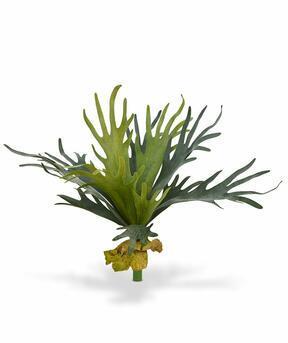 Kunstpflanze Geweih 50 cm