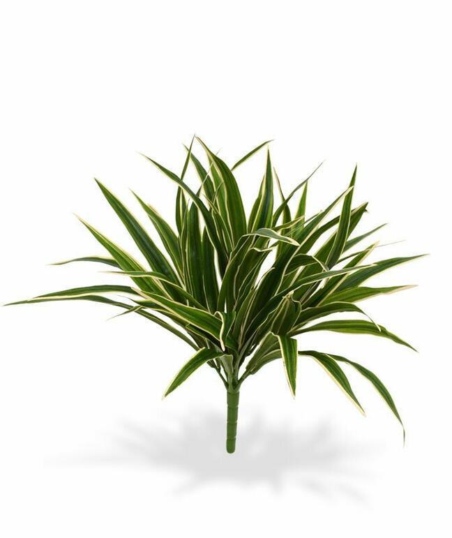Kunstpflanze Grünfink Schopf 30 cm