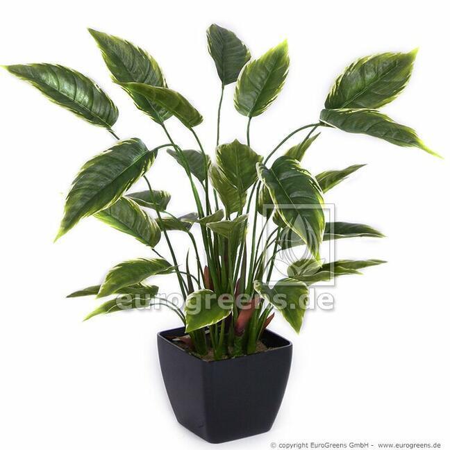 Kunstpflanze Hosta 50 cm
