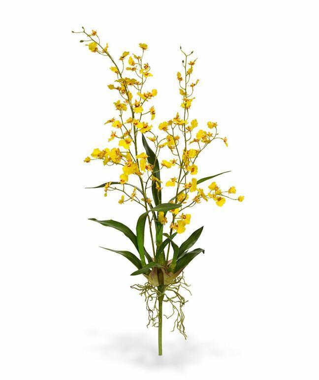 Kunstpflanze Orchidea Oncídium 80 cm