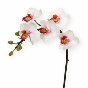 Kunstpflanze Orchidee rosa 50 cm
